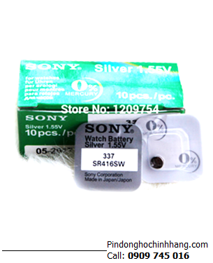 Pin Sony SR416SW _Pin 337