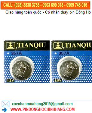 Pin Tianqiu AG13 Pin A76 LR44