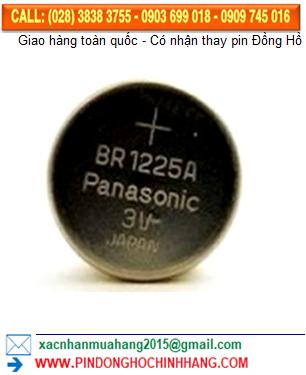 Pin BR1225A _Pin Panasonic BR1225A