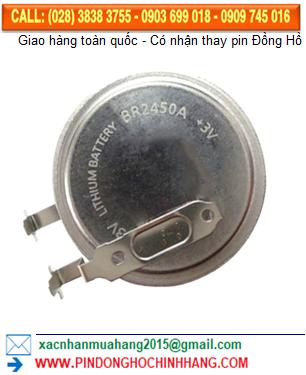 Pin Panasonic BR-2450A _Pin BR-2450A