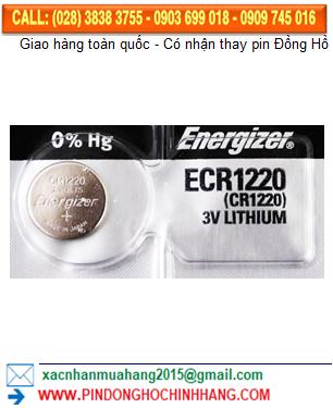Pin CR1220 _Pin Energizer ECR1220