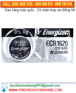 Pin Energizer ECR1620 _Pin CR1620