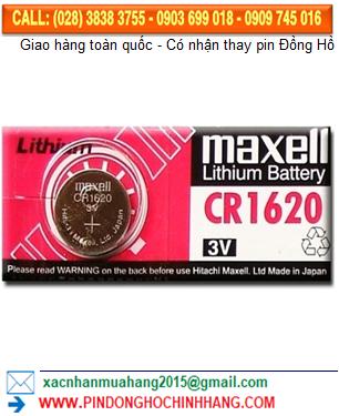 Pin Maxell CR1620 _Pin CR1620