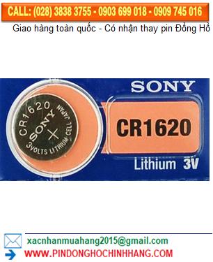 Pin Sony CR1620 _Pin CR1620