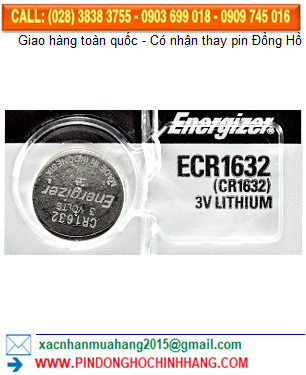 Pin Energizer ECR1632 _Pin CR1632