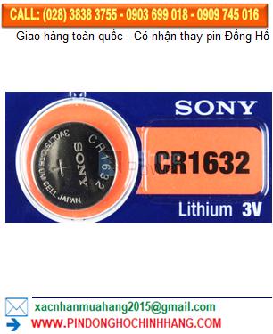 Pin Sony CR1632 _Pin CR1632