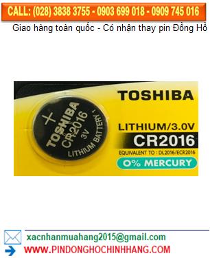 Pin Toshiba CR2016 _Pin CR2016