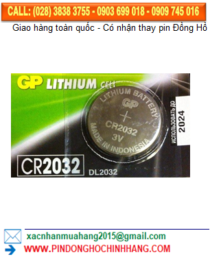 Pin GP CR2032 _Pin CR2032