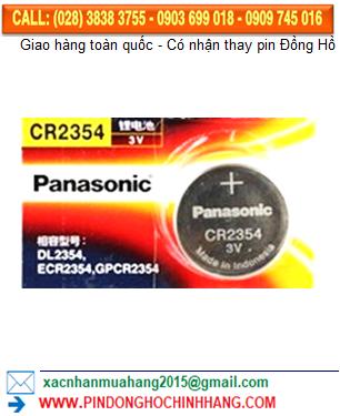 Pin Panasonic CR2354 _Pin CR2354