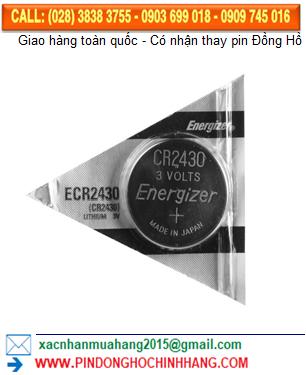 Pin Energizer CR2430 _Pin CR2430