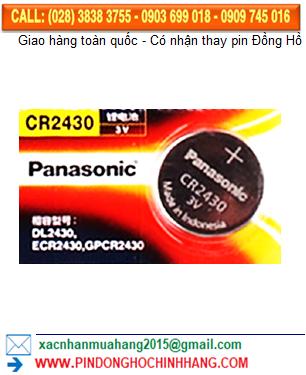 Pin Panasonic CR2430 _Pin CR2430