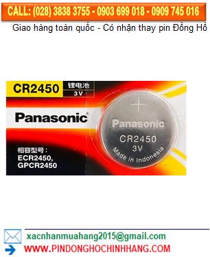 Pin Panasonic CR2450 _Pin CR2450
