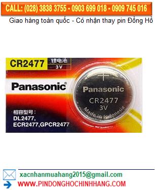 Pin Panasonic CR2477 _Pin CR2477