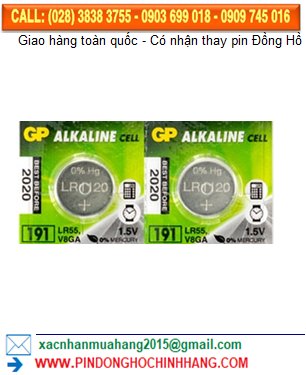 Pin GP 191 AG8 _Pin LR1120