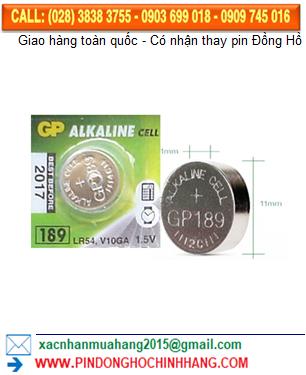 Pin GP 189  AG10 _Pin LR1130