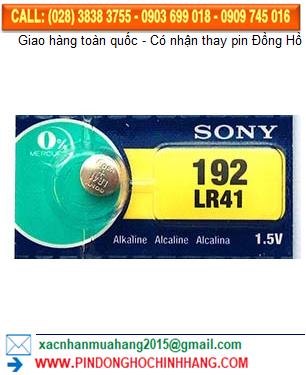Pin Sony LR41 AG3 _Pin 192