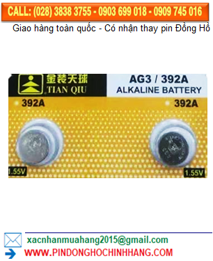 Pin Tianqiu AG3 _Pin LR41