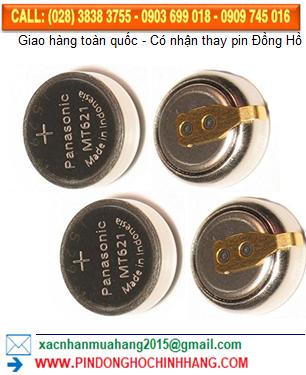 Pin sạc SOLAR Panasonic MT621