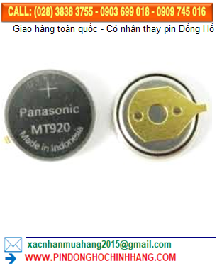 Pin sạc Panasonic MT920 3v SOLAR