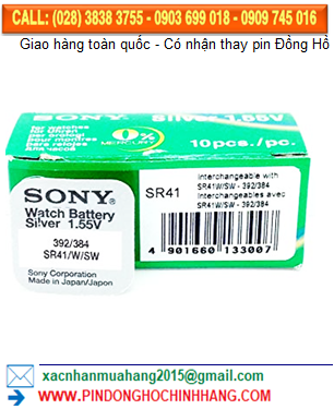 Pin Sony SR41SW _Pin 392