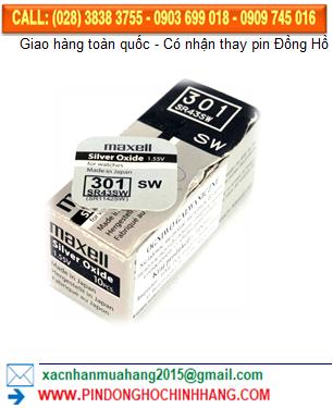 Pin Maxell SR43SW _Pin 386