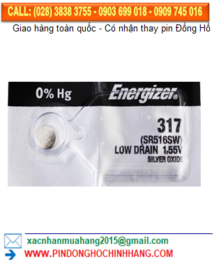 Pin Energizer SR516SW _Pin 317