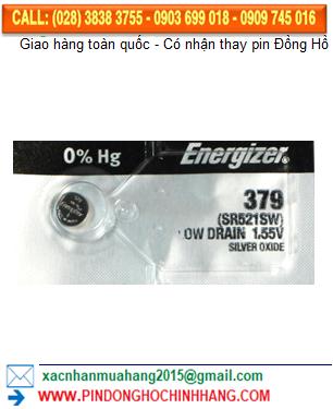 Pin Energizer 379 _Pin SR521SW