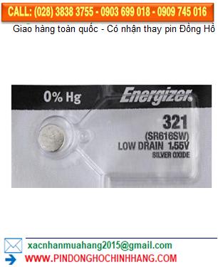 Pin Energizer SR616SW _Pin 321