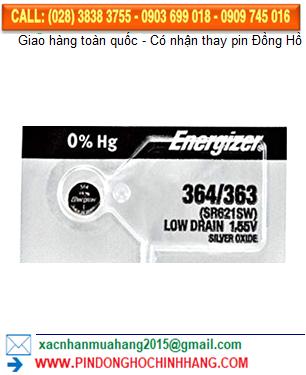 Pin Energizer 364 _Pin SR621SW