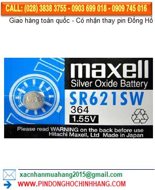 Pin Maxell SR621SW _Pin 364