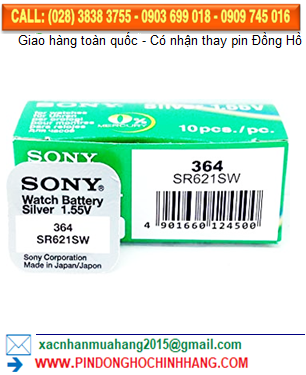 Pin Sony SR621SW _Pin 364