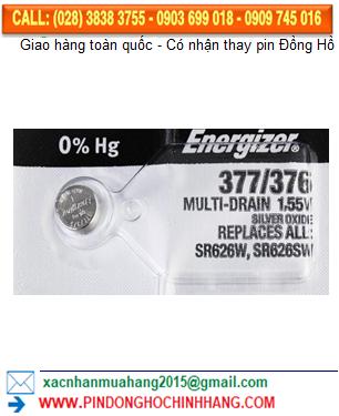 Energizer SR626SW _Pin 377
