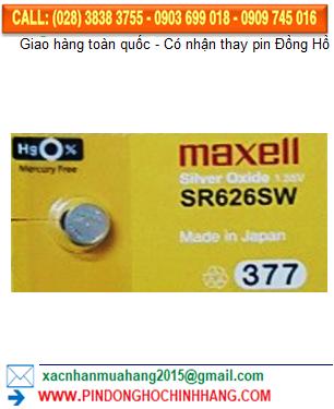 Pin Maxell SR626SW _Pin 377