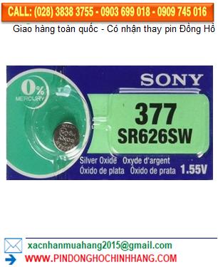 Pin Sony SR626SW _Pin 377