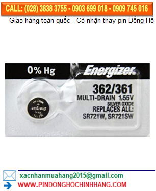 Pin Energizer SR721SW _Pin 362