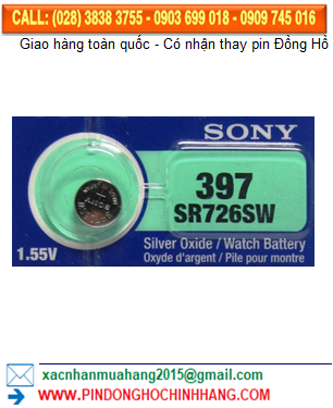 Pin Sony SR726SW _Pin 379
