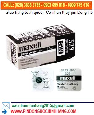PIn Maxell SR731SW _Pin 329
