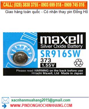 Pin Maxell SR916SW _Pin 373