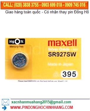 Pin Maxell SR927SW _Pin 395